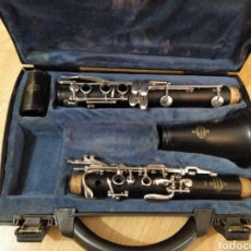 Instrumentos musicales: CLARINETE BUFFET B10. Lote 125401431