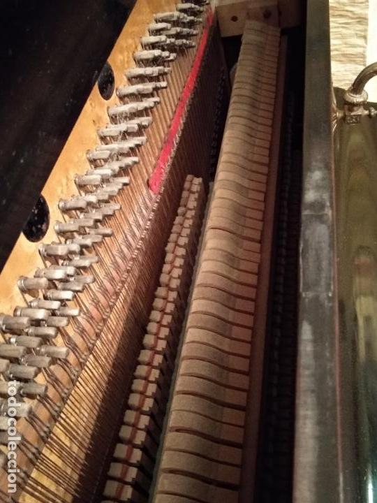Instrumentos musicales: PIANO ANTIGUO GUARRO E HIJOS BARCELONA - Foto 7 - 125853903