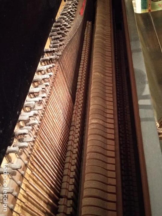 Instrumentos musicales: PIANO ANTIGUO GUARRO E HIJOS BARCELONA - Foto 14 - 125853903