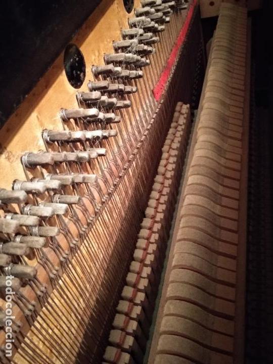 Instrumentos musicales: PIANO ANTIGUO GUARRO E HIJOS BARCELONA - Foto 15 - 125853903