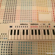 Instrumentos musicales: CASIO PT-20 ROTO ROJA PT 20 KREATEN ORGANO PIANO ELECTRONIC MUSICAL INSTRUMENT. Lote 125933495