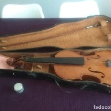 Instrumentos musicales: VIOLÍN DE NICOLÁS DUCHENE. Lote 127558551