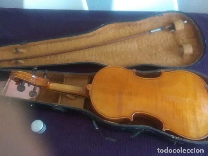 Instrumentos musicales: Violín de Nicolás duchene - Foto 3 - 127558551