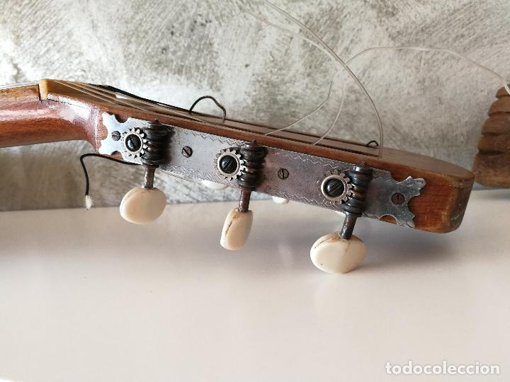 Instrumentos musicales: ANTIGUA GUITARRA ESPAÑOLA JOSÉ PENADES - Foto 14 - 127771091