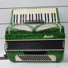 Instrumentos musicales: ACORDEÓN RUSO MPIA. Lote 127776424