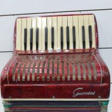 Instrumentos musicales: ACORDEÓN GUERRINI. Lote 127776779