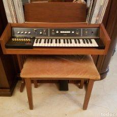 Instrumentos musicales: ÓRGANO ELÉCTRICO ANTIGUO HAMMOND. Lote 127971106