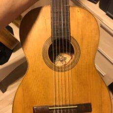Instrumentos musicales: GUITARRA TELESFORO JULVE. Lote 127980979