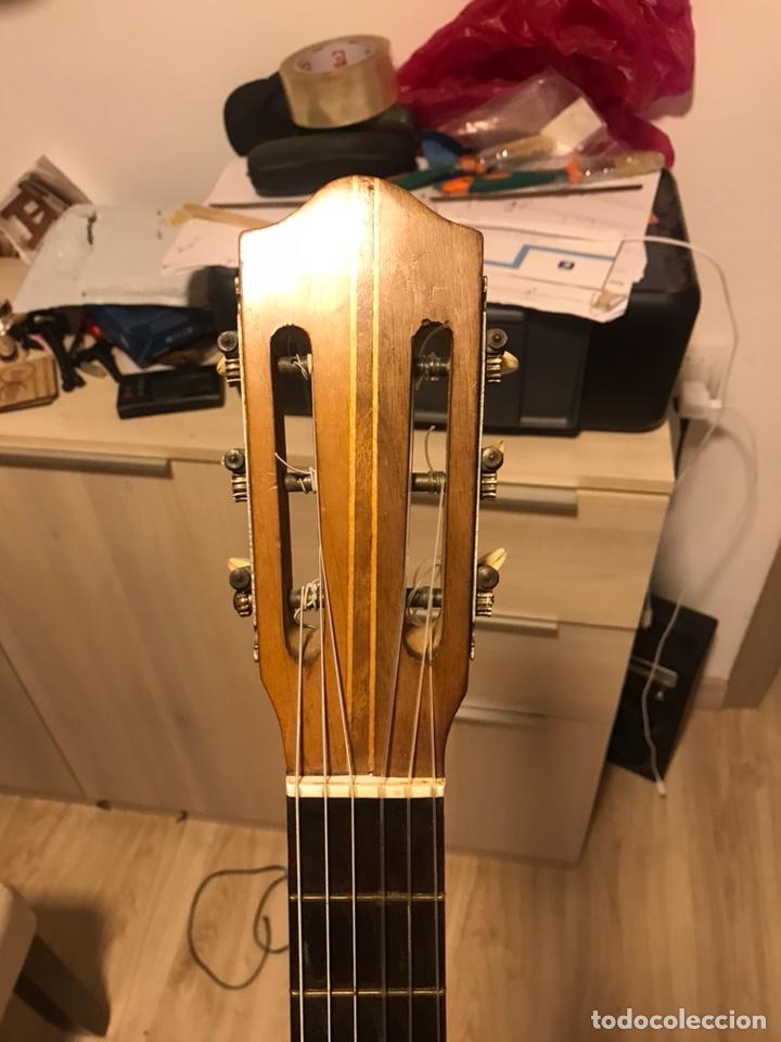 Instrumentos musicales: Guitarra Telesforo Julve - Foto 3 - 127980979