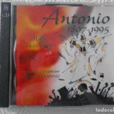 Instrumentos musicales: ANTONIO 1807 - 1995. MUSICAL EN TRES ACTOS. COMPUESTO Y DIRIGIDO POR CARLOS JOSE MARTINEZ. DOBLE COM. Lote 128041415