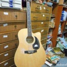 Instrumentos musicales: GUITARRA ACUSTICA RONDA. Lote 128173063