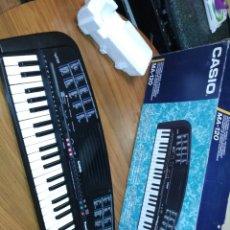 Instrumentos musicales: PIANO CASIO MA 120 APENAS USO. Lote 128325708