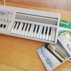 Instrumentos musicales: TECLADO, ÓRGANO ELECTRÓNICO DE LOS 70, BONTEMPI.. Lote 128718628
