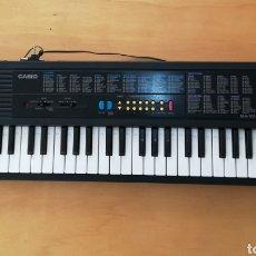 Instrumentos musicales: TECLADO ÓRGANO ELECTRÓNICO CASIO M100. 4 OCTAVAS. 100 TONOS 100 RITMOS. ACORDES FÁCIL. ADAPTADOR C.C. Lote 128760627