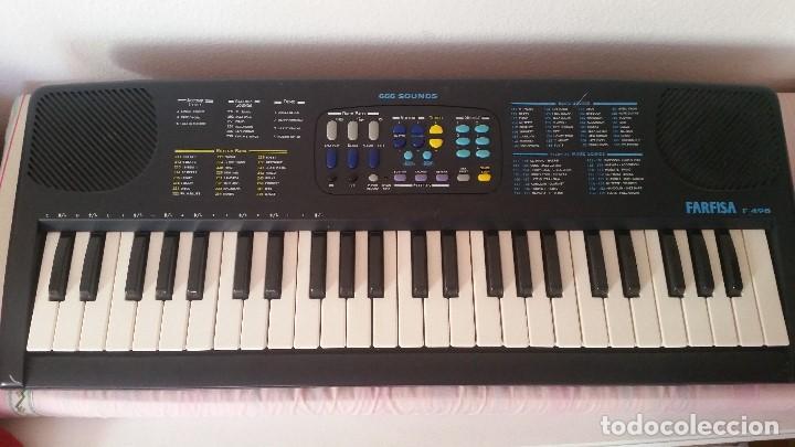 PIANO DE MUSICA MUY BUENO FONCIONA PERFECTAMENTE SELADO FARSISA (Música - Instrumentos Musicales - Pianos Antiguos)