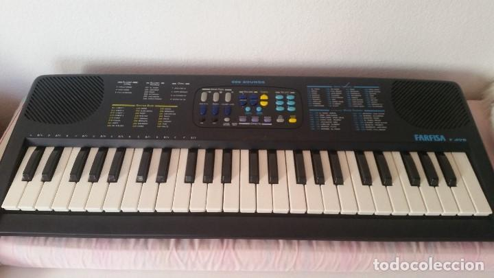 Instrumentos musicales: PIANO DE MUSICA MUY BUENO FONCIONA PERFECTAMENTE SELADO FARSISA - Foto 7 - 129392583