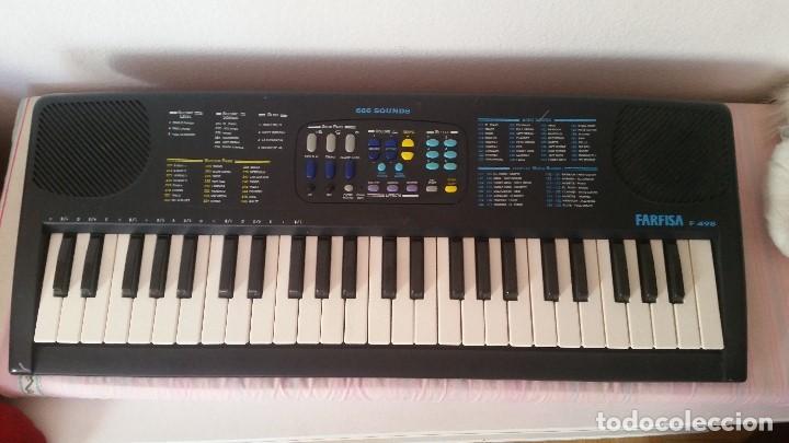 Instrumentos musicales: PIANO DE MUSICA MUY BUENO FONCIONA PERFECTAMENTE SELADO FARSISA - Foto 8 - 129392583