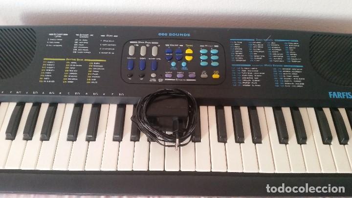Instrumentos musicales: PIANO DE MUSICA MUY BUENO FONCIONA PERFECTAMENTE SELADO FARSISA - Foto 9 - 129392583