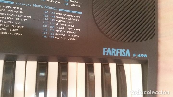 Instrumentos musicales: PIANO DE MUSICA MUY BUENO FONCIONA PERFECTAMENTE SELADO FARSISA - Foto 15 - 129392583