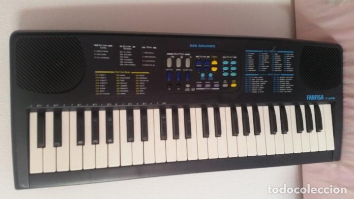 Instrumentos musicales: PIANO DE MUSICA MUY BUENO FONCIONA PERFECTAMENTE SELADO FARSISA - Foto 16 - 129392583