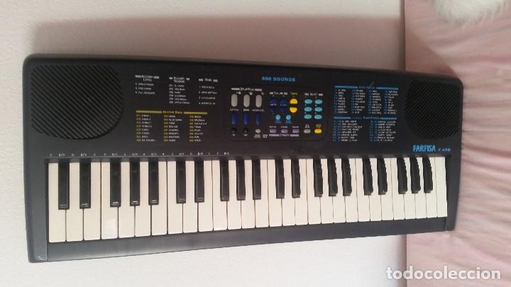 Instrumentos musicales: PIANO DE MUSICA MUY BUENO FONCIONA PERFECTAMENTE SELADO FARSISA - Foto 18 - 129392583