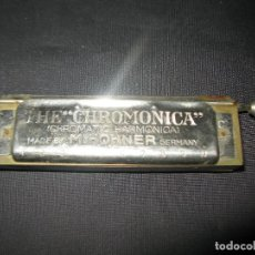 Instrumentos musicales: MAGNÍFICA ARMÓNICA CROMÁTICA ¨M. HOHNER THE CHROMONICA. Lote 129413051