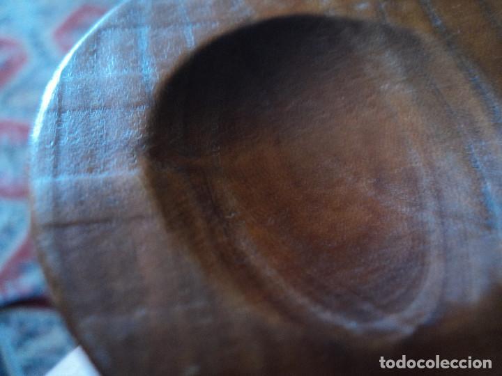 Instrumentos musicales: un par de castañuelas o palillos de madera, perfecto estado - Foto 2 - 129954299