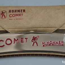 Instrumentos musicales: ARMONICA HONNER. COMET. Lote 129980223
