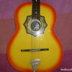 Instrumentos musicales: GUITARRA ACUSTICA RUSA ORFEUS 1971. Lote 130315590