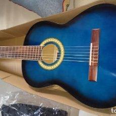 Instrumentos musicales: GUITARRA ESPAÑOLA Y FUNDA COMPLETAMENTE NUEVAS.. Lote 130511542
