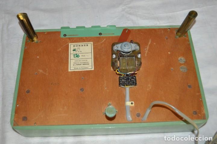 Instrumentos musicales: JOYA - HOHNER ORGANETTA - FUNCIONANDO - PRECIOSA - FUNCIONA A 220V - VINTAGE - ENVÍO 24H - Foto 9 - 130552014