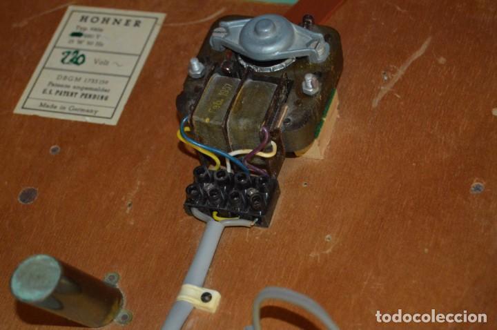 Instrumentos musicales: JOYA - HOHNER ORGANETTA - FUNCIONANDO - PRECIOSA - FUNCIONA A 220V - VINTAGE - ENVÍO 24H - Foto 12 - 130552014
