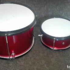 Instrumentos musicales: TAMBORES DE BATERÍA.PLAY ON. Lote 130553974