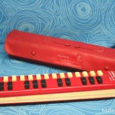 Instrumentos musicales: MELODICA ALTO DE HOHNER. Lote 134213221