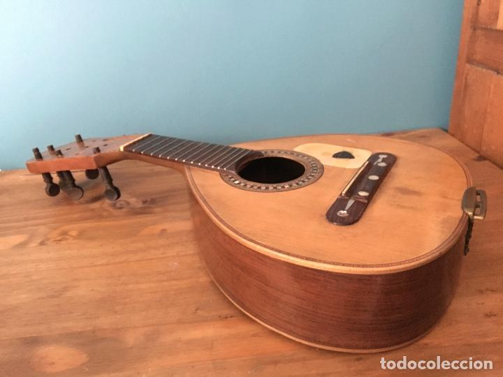 Instrumentos musicales: Preciosa Bandurria JOSÉ SERRATOSA - Antigua fabrica de Guitarra C/ Ancha 50 Barcelona - Foto 15 - 130788444
