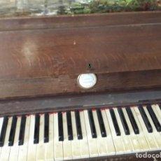 Instrumentos musicales: ANTIGUO ARMONIO: PIANO FABRICADO EN GIRONA=PRECIOSA PIEZA!!- CONSULTE. Lote 130933888