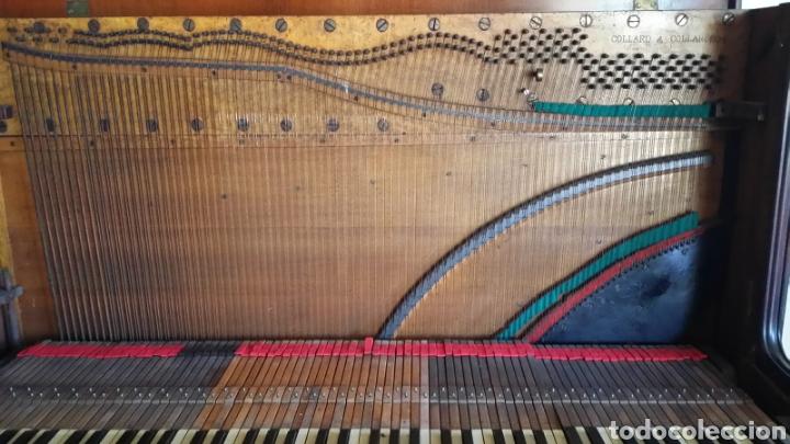 Instrumentos musicales: Piano Collard & Collard de mediados del siglo XIX - Foto 8 - 107631420