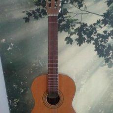 Instrumentos musicales: GUITARRA PRUDENCIO SÁEZ VALENCIA. Lote 131100652