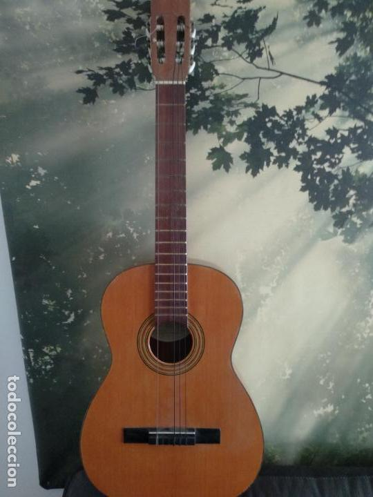 Instrumentos musicales: Guitarra Prudencio Sáez Valencia - Foto 2 - 131100652