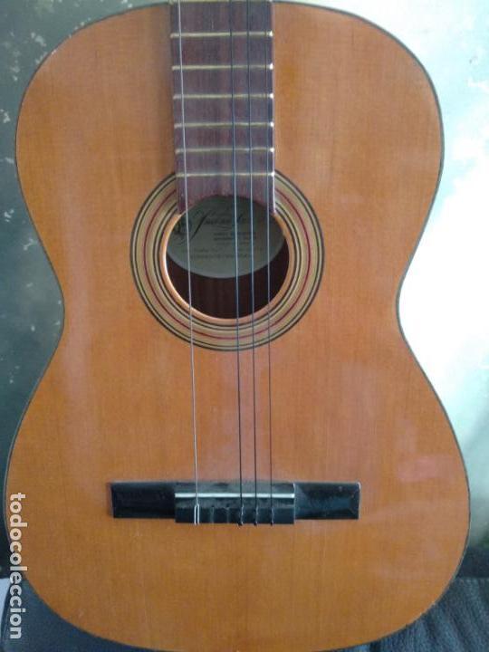 Instrumentos musicales: Guitarra Prudencio Sáez Valencia - Foto 4 - 131100652