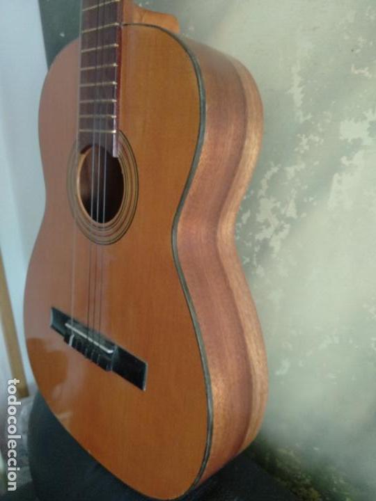 Instrumentos musicales: Guitarra Prudencio Sáez Valencia - Foto 6 - 131100652