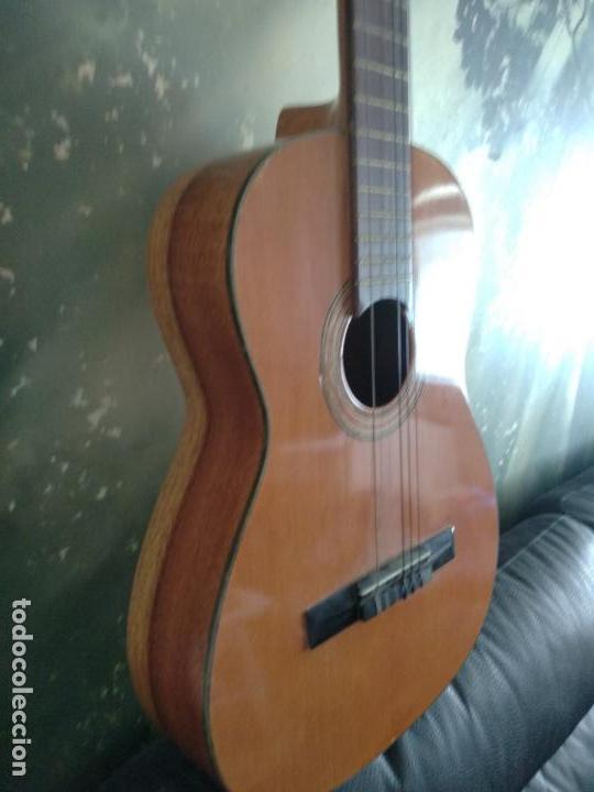 Instrumentos musicales: Guitarra Prudencio Sáez Valencia - Foto 7 - 131100652