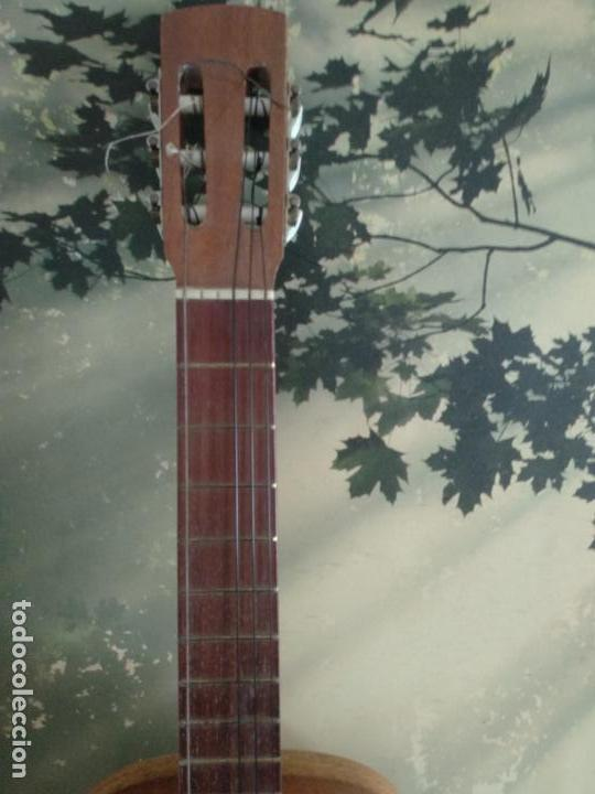 Instrumentos musicales: Guitarra Prudencio Sáez Valencia - Foto 8 - 131100652