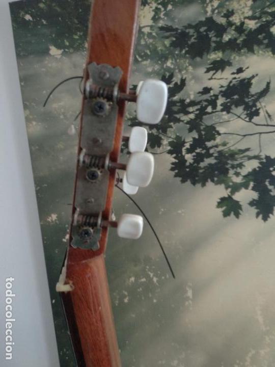 Instrumentos musicales: Guitarra Prudencio Sáez Valencia - Foto 9 - 131100652
