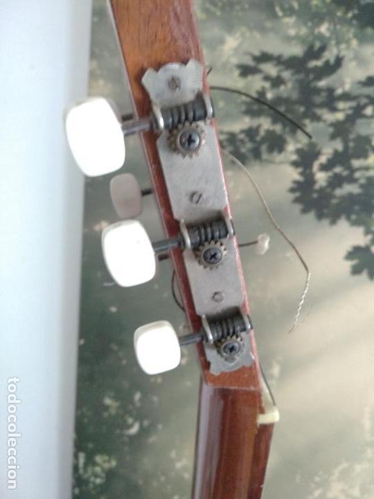Instrumentos musicales: Guitarra Prudencio Sáez Valencia - Foto 10 - 131100652
