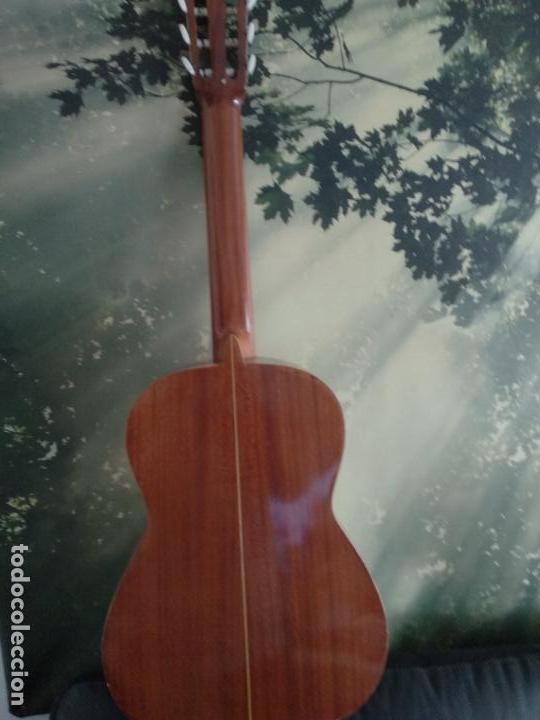 Instrumentos musicales: Guitarra Prudencio Sáez Valencia - Foto 12 - 131100652
