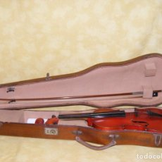 Instrumentos musicales: VIOLIN MANSUY. Lote 131192264
