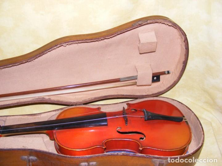 Instrumentos musicales: VIOLIN MANSUY - Foto 2 - 131192264