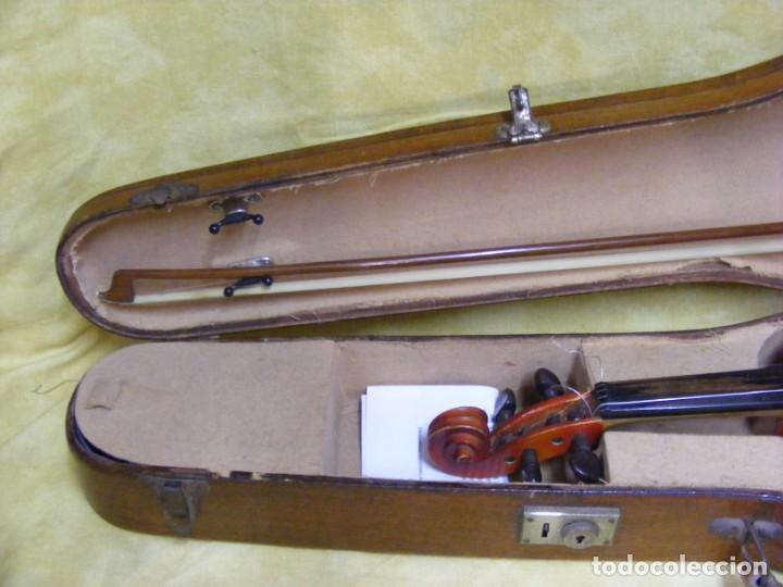 Instrumentos musicales: VIOLIN MANSUY - Foto 3 - 131192264