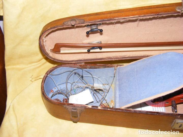 Instrumentos musicales: VIOLIN MANSUY - Foto 4 - 131192264